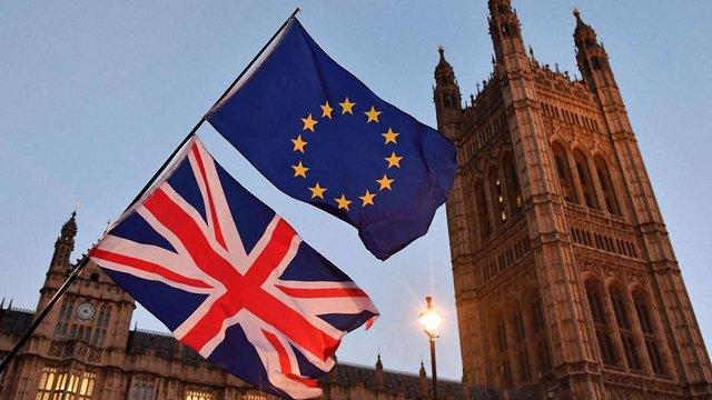 Палата громад Великобританії прийняла законопроект про Brexit