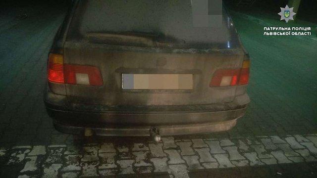 У Краковці затримали викрадений в Німеччині автомобіль