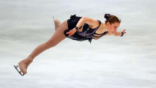 Українська фігуристка виступить у довільній програмі Чемпіонату Європи