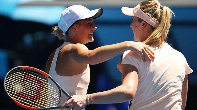 Еліна Світоліна обіграла Марту Костюк і вийшла до четвертого кола Australian Open
