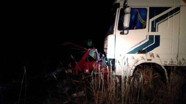 Унаслідок ДТП з вантажівкою на трасі Київ–Чоп загинув 56-річний львів'янин