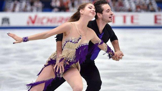 Українські танцюристи продовжать змагання на Чемпіонаті Європи з фігурного катання