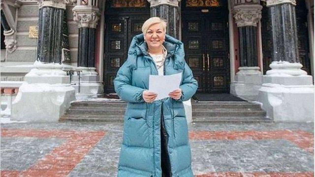В НБУ запевнили, що Гонтарева перебуває в Україні і готова до звіту в парламенті