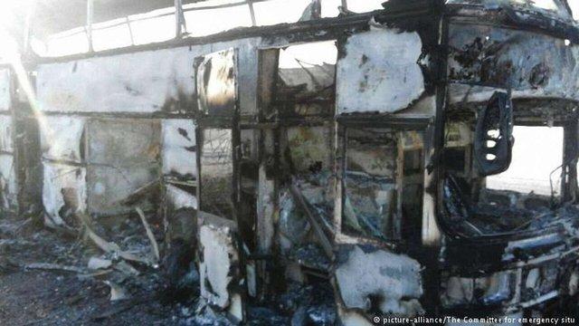 Причиною пожежі у Казахстані, в якій загинуло 52 людини, стала портативна газова плита