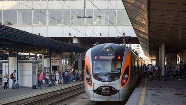 У 2017 році більше 321 тис. осіб перетнули польський кордон залізничним транспортом