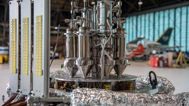 У NASA вдало випробували новий ядерний реактор для пілотованої місії на Марс