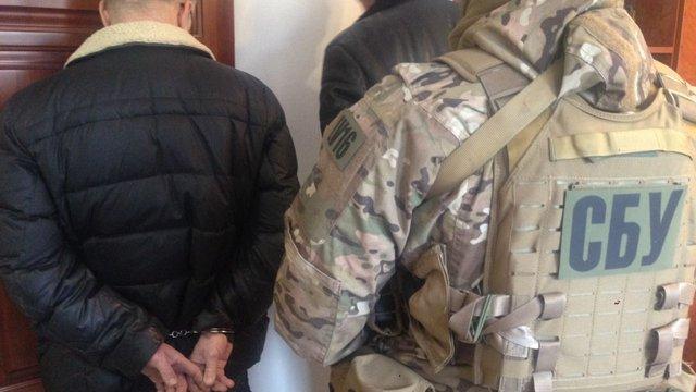 У Львові СБУ затримала групу рейдерів за відчуження комунальної власності