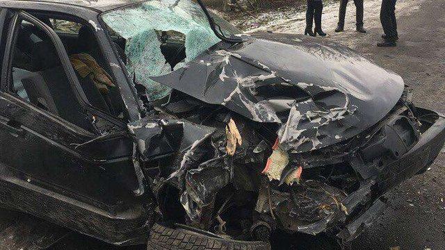 Внаслідок ДТП на Львівщині троє людей потрапили до лікарні