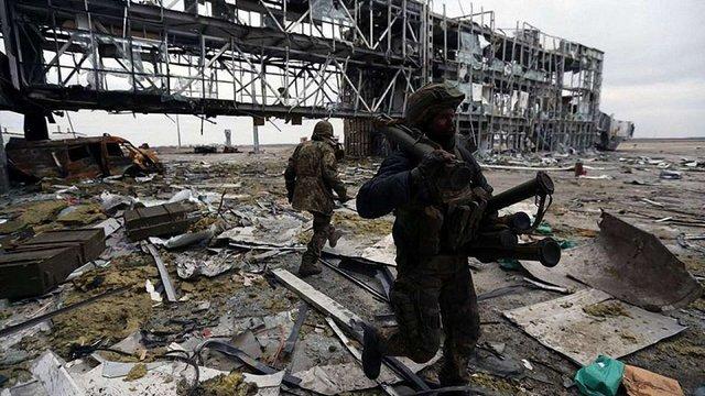 Петро Порошенко назвав «кіборгів» символом України, яку неможливо перемогти