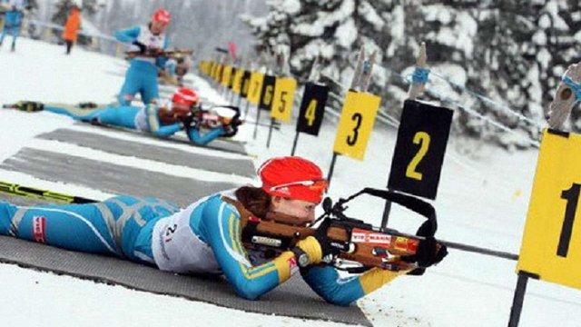 Став відомий склад збірної України з біатлону на Олімпіаді в Пхенчхані
