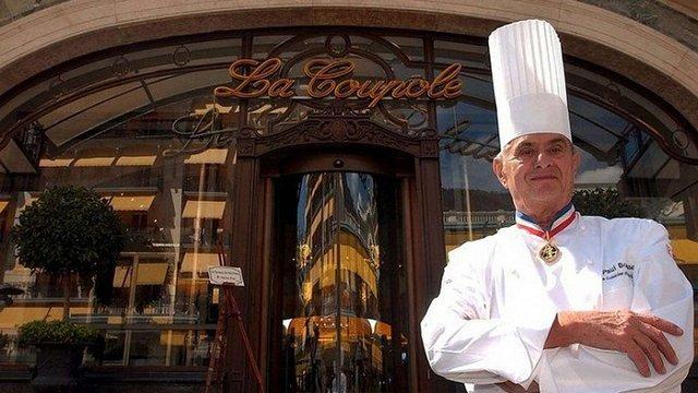 Помер знаменитий французький шеф-кухар Поль Бокюз