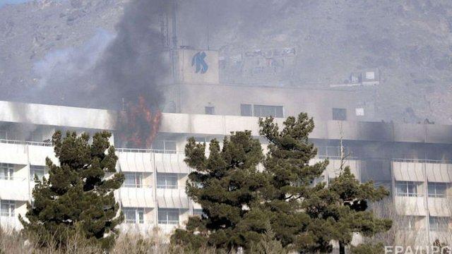 Під час нападу терористів на готель у Кабулі загинув українець