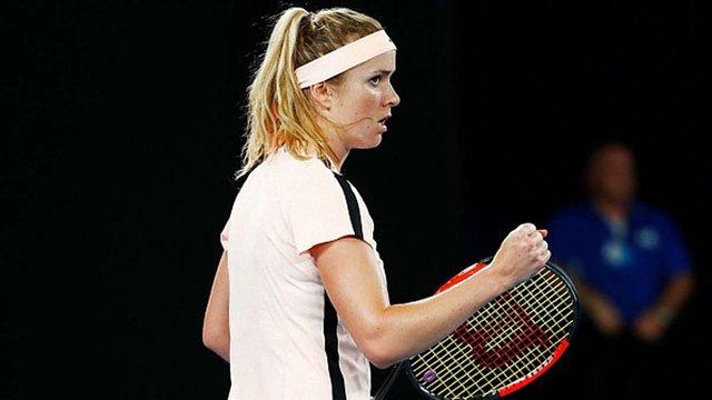 Еліна Світоліна вийшла в 1/4 фіналу Australian Open