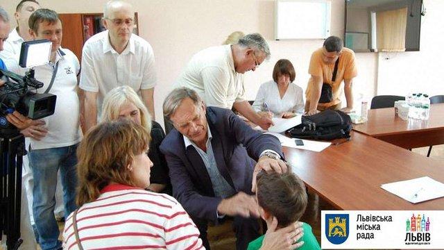 Німецькі пластичні хірурги знову безкоштовно оперуватимуть дітей у Львові