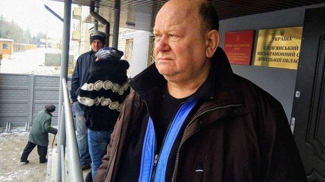 В Україні продовжили судити мера-сепаратиста з Донеччини, який відмовився від обміну