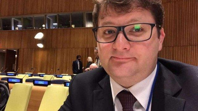 Володимира Ар'єва обрали віце-президентом ПАРЄ на 2018 рік