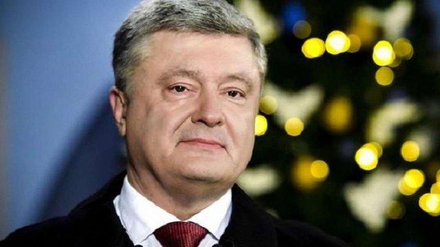 Президент Порошенко віддав усю свою зарплату за минулий рік на благодійність