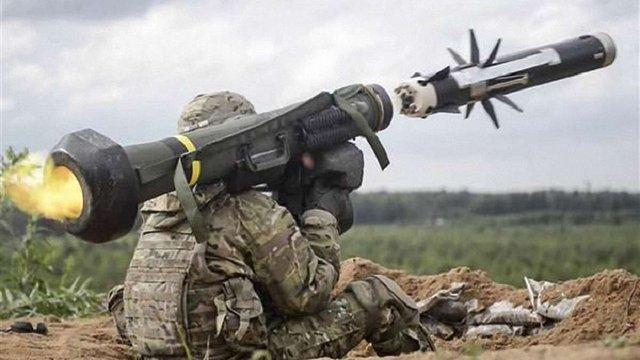 Грузія купила американські протитанкові комплекси Javelin