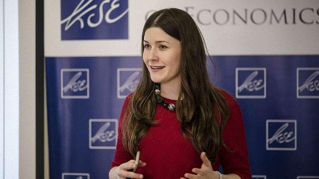 Українка Юлія Тичківська увійшла до топ-30 молодих лідерів Європи за версією Forbes