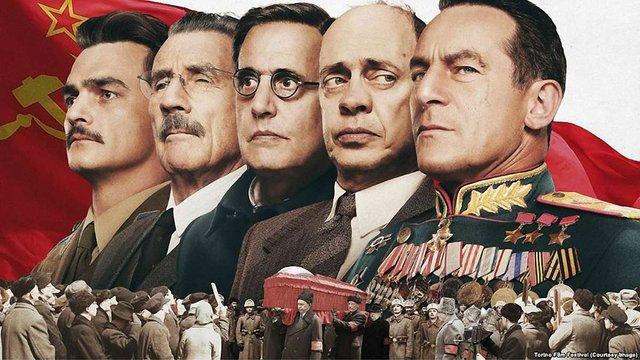 У Росії заборонили британську сатиричну комедію про Сталіна