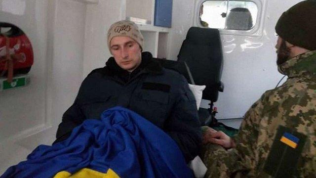 Із полону в так званій «ДНР» повернули українського вояка