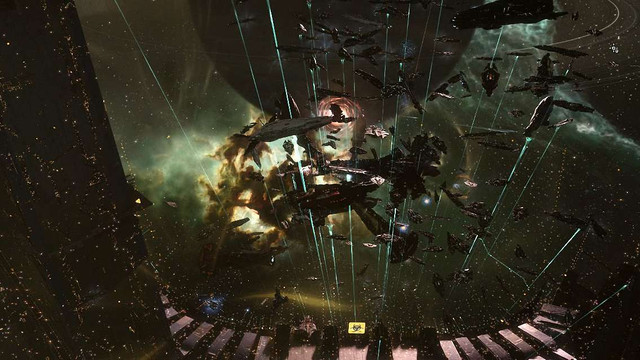 У всесвіті гри EVE Online сталася рекордна битва флотів вартістю $1 млн