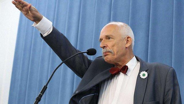 Депутат Європарламенту від Польщі, що називав Україну ворогом, складає мандат