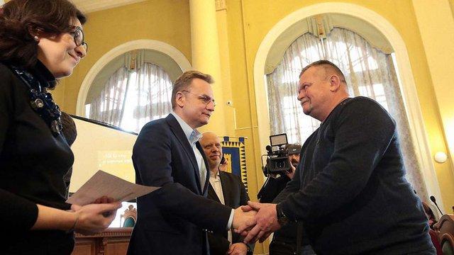 У Львові вперше в Україні коштом міського бюджету збудували будинок для родин бійців АТО
