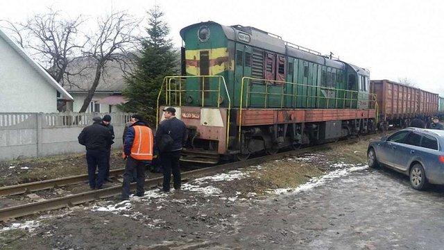У Раві-Руській дизельний локомотив травмував 12-річного хлопчика