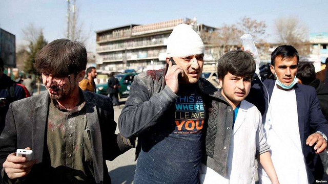 Кількість загиблих внаслідок суботнього теракту в Кабулі зросла до 95
