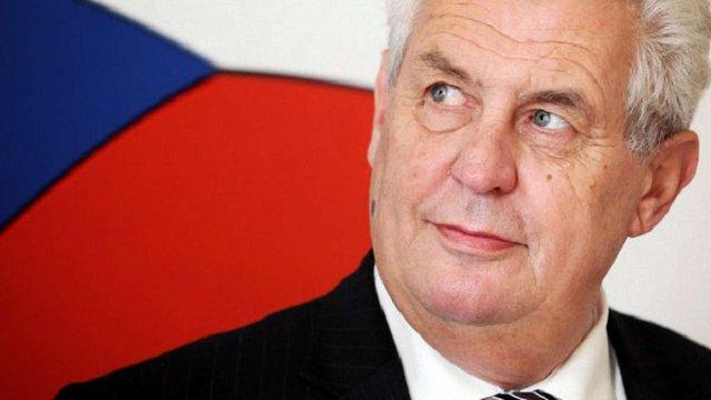 Мілоша Земана вдруге обрали президентом Чехії