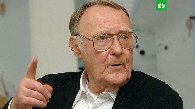 Помер засновник IKEA  Інґвар Кампрад