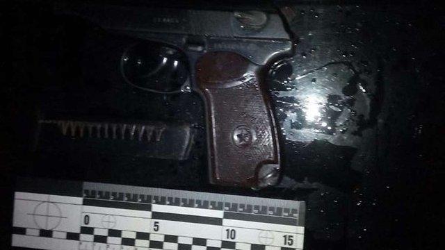 Поліція затримала 32-річного львів'янина, який влаштував стрілянину у готелі «Дністер»
