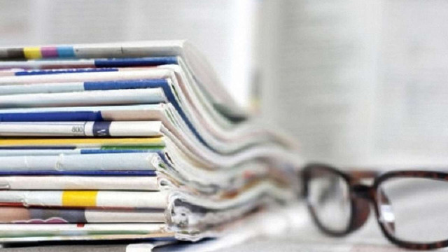 Передплата на газети і журнали в Україні в 2018 році впала на 13%