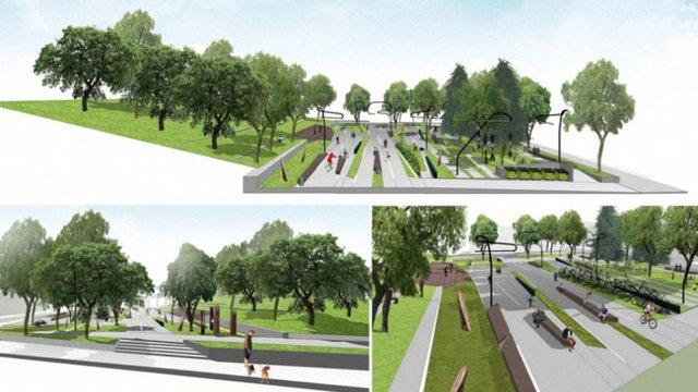 Цьогоріч у Львові розпочнуть облаштування  громадського простору «Місце щасливих людей»