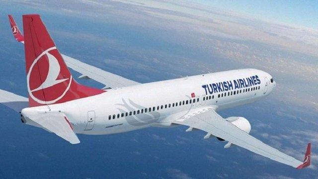 З березня Turkish Airlines перейде на щоденне сполучення Львова зі Стамбулом