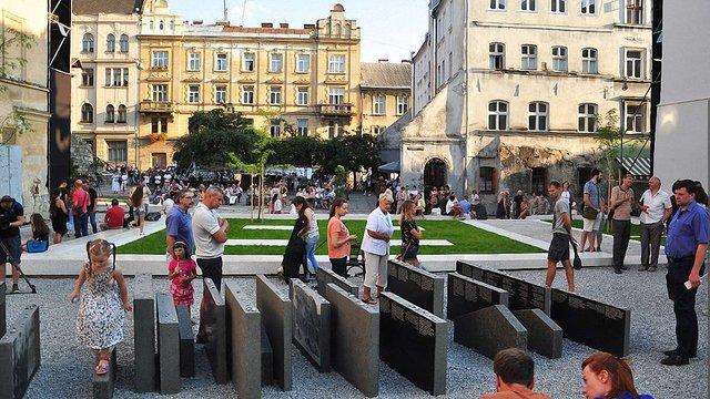 Львівський  «Простір синагог» номінували на міжнародну архітектурну премію
