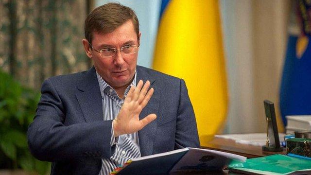 Генпрокурор Юрій Луценко розповів про свій відпочинок на Сейшелах