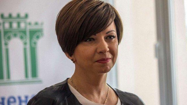 Мін'юст призначив нову начальницю управління юстиції Львівщини