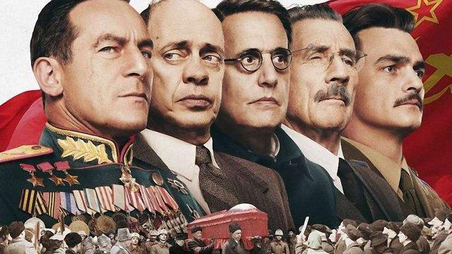 Міністр культури РФ знайшов у фільмі «Смерть Сталіна» український слід