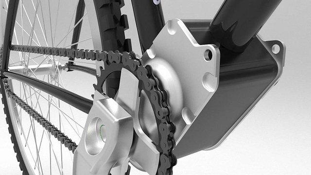 У Львові колишній учасник АТО створив унікальну велосипедну трансмісію