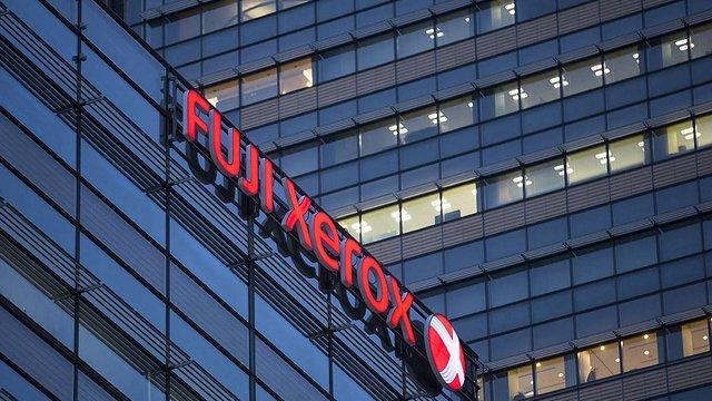 Fujifilm і Xerox об'єднуються в одну компанію