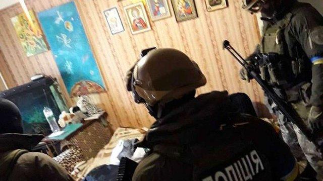 В Києві затримали злочинців, які підірвали п'ятьох поліцейських у Дніпрі