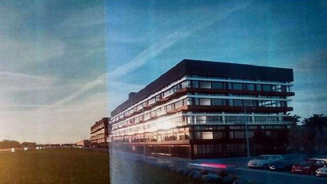 Мерія дозволила будівництво торгово-офісного комплексу біля іподрому у Львові
