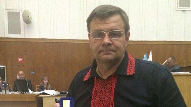 Депутату Тернопільської облради від «Свободи», який побив поліцейських, оголосили про підозру