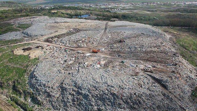 ЛКП «Збиранка» замовило дослідження обсягів газу на Грибовицькому сміттєзвалищі за ₴2,45 млн