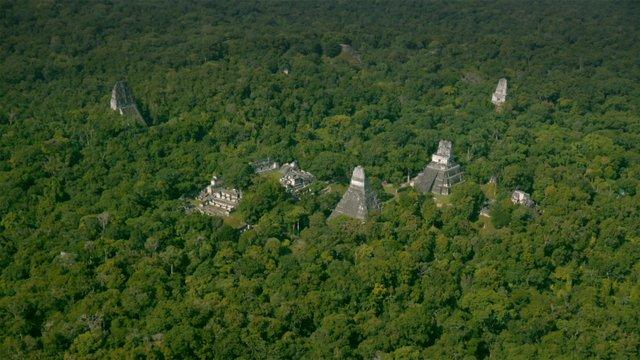 У джунглях Гватемали археологи знайшли невідоме місто майя
