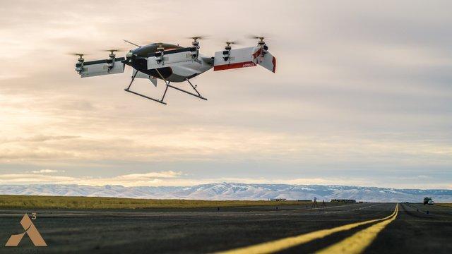Прототип безпілотного аеротаксі компанії Airbus здійснив перший політ