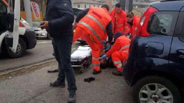 В Італії неонацист відкрив вогонь з пістолета по перехожих