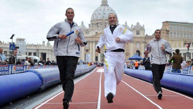 МОК вперше запросив делегацію з Ватикану на олімпійську сесію